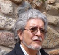 El escritor colombiano Ricardo Cano Gaviria.